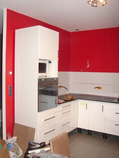 meuble cuisine brico depot
