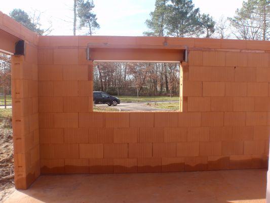 Pose Brique Monomur Des Briques Monomur