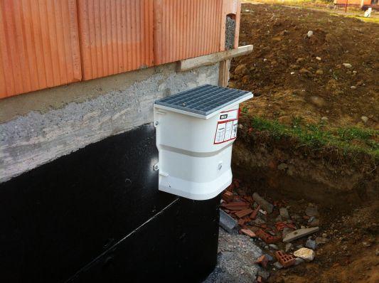 Prix grille de ventilation vide sanitaire