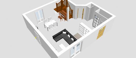 Besoin d'aide pour aménagement et relooking salon - plein de nouvelles questions!!! 467212