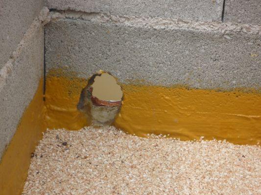 Probleme étanchéité toitures