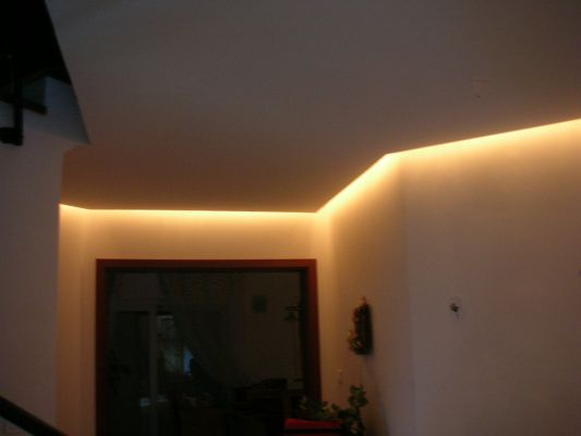 Eclairage Indirect Plafond