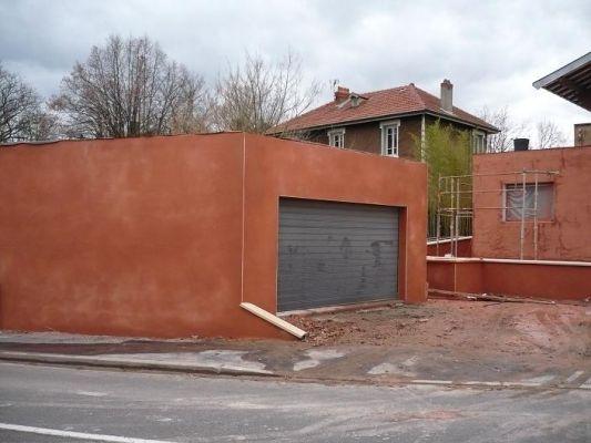 Porte garage 4m