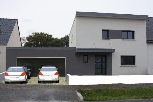 Maison Avec Garage Accolé Garage Accolé à la Maison