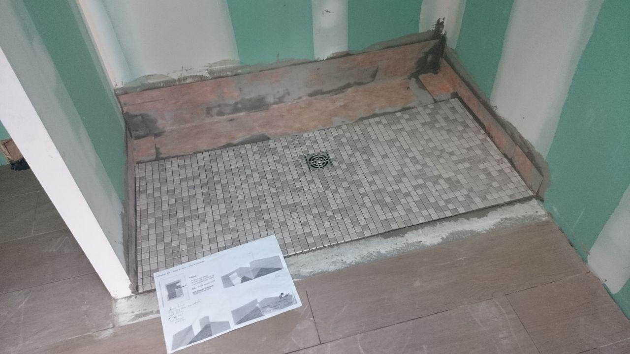 Quel sol pour salle de bain maison design for Carrelage yukon