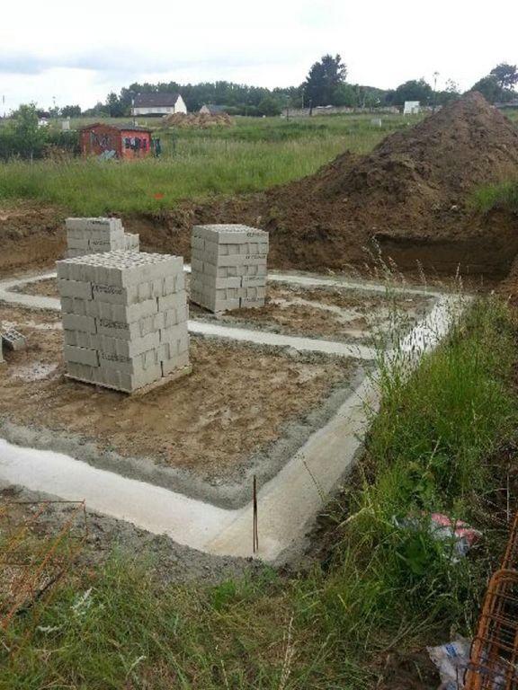 fondations coulées