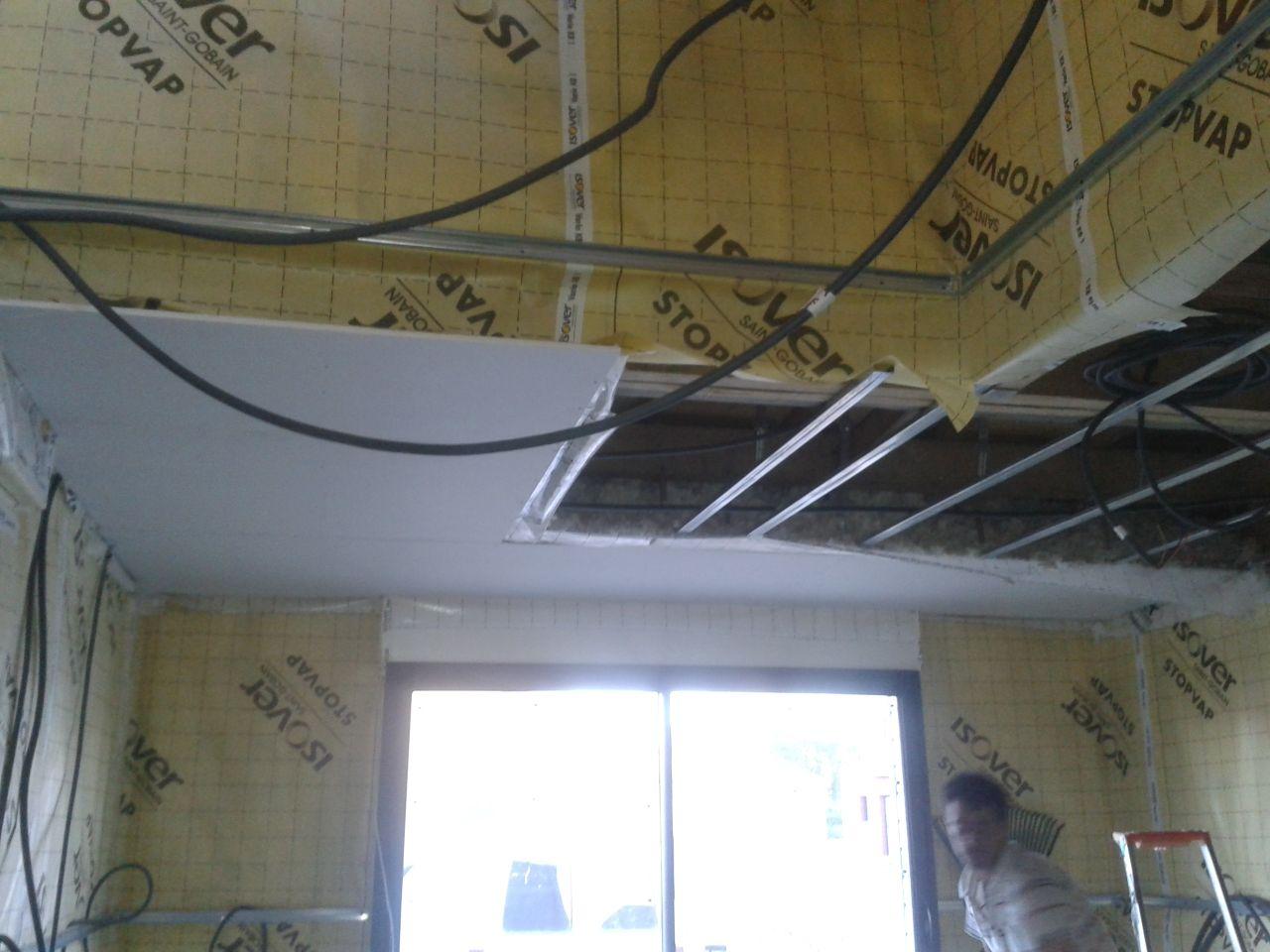 passage des pieuvres passage des gaines vmc passage. Black Bedroom Furniture Sets. Home Design Ideas