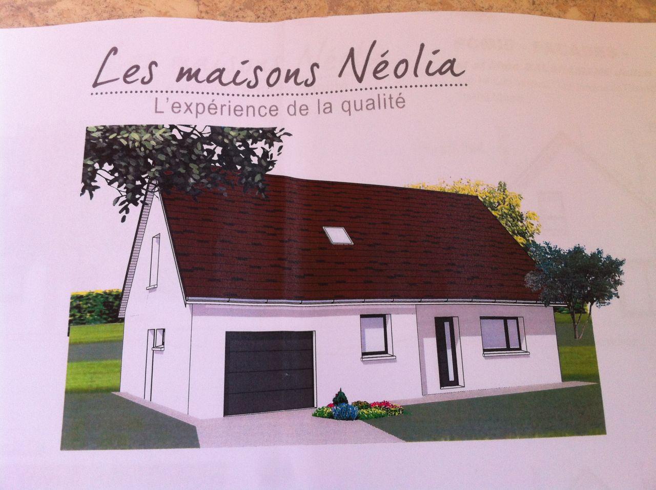 Rt2012 maison individuelle constructeur neolia moval for Ascenseur interieur maison prix