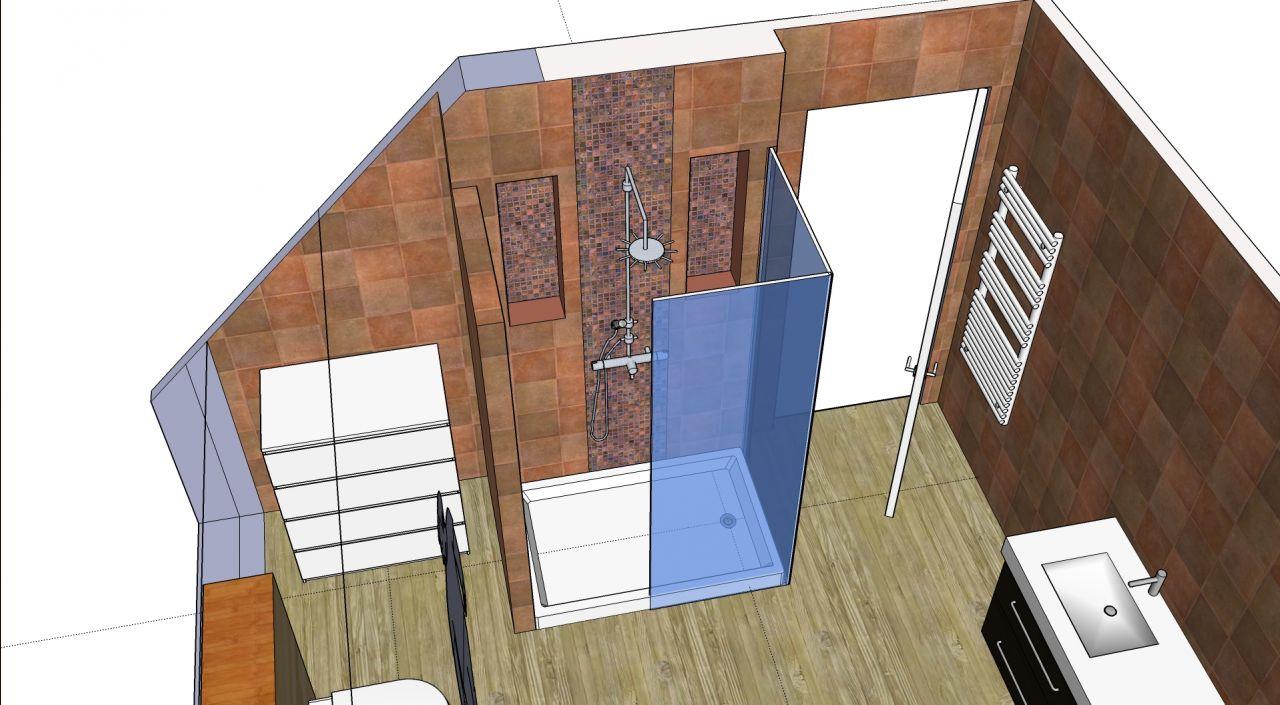 Vanite salle de bain home depot - Construire meuble de salle de bain ...