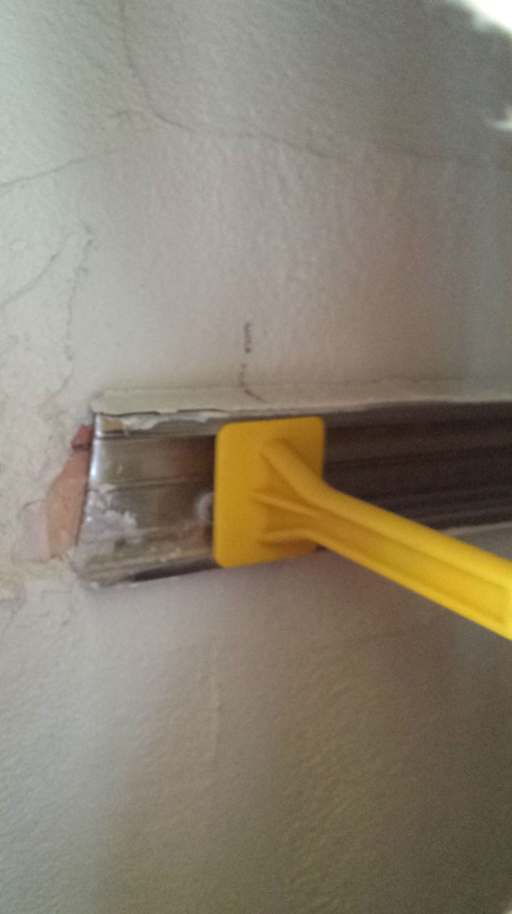 RT 2012 Fuite d'air au travers du mur