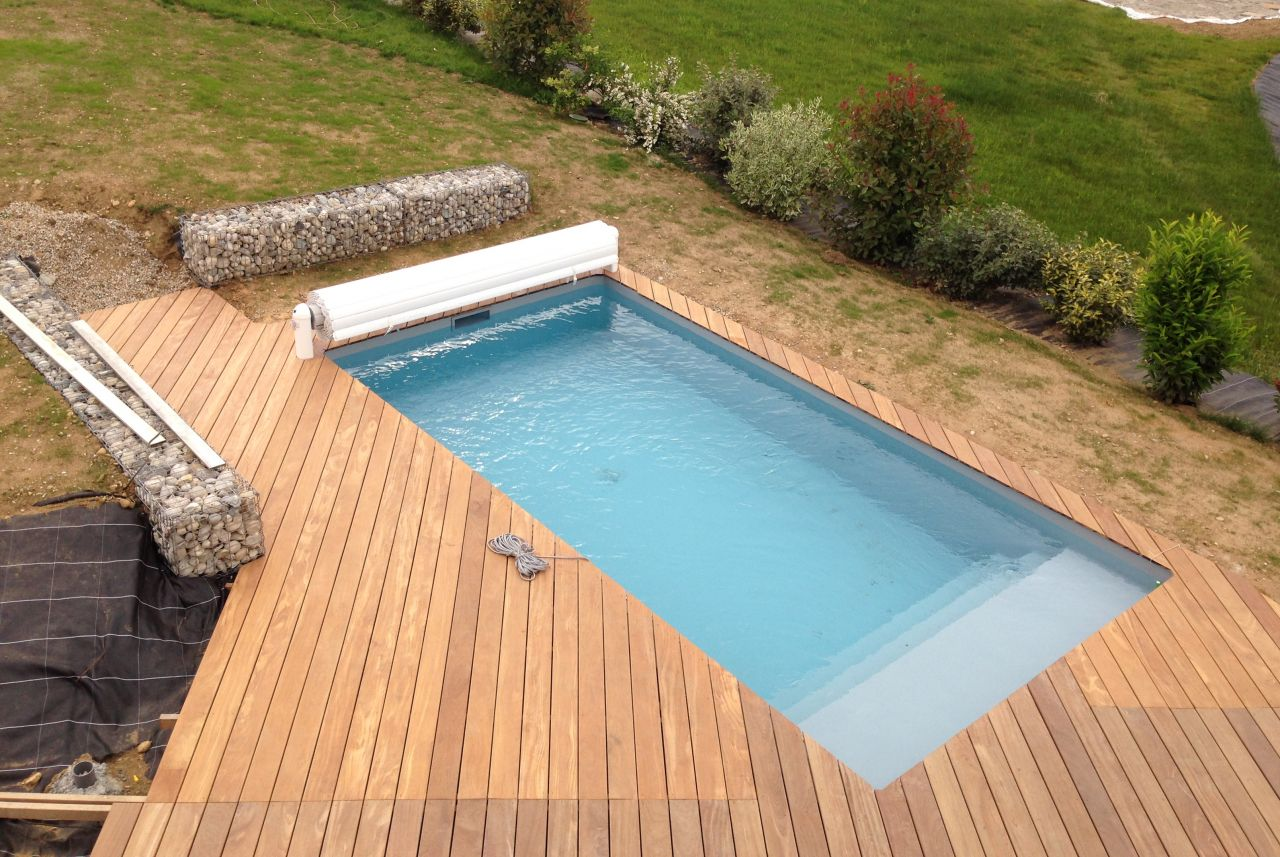Chantier piscine terrasse terrasse suite la bridoire for Forum prix piscine