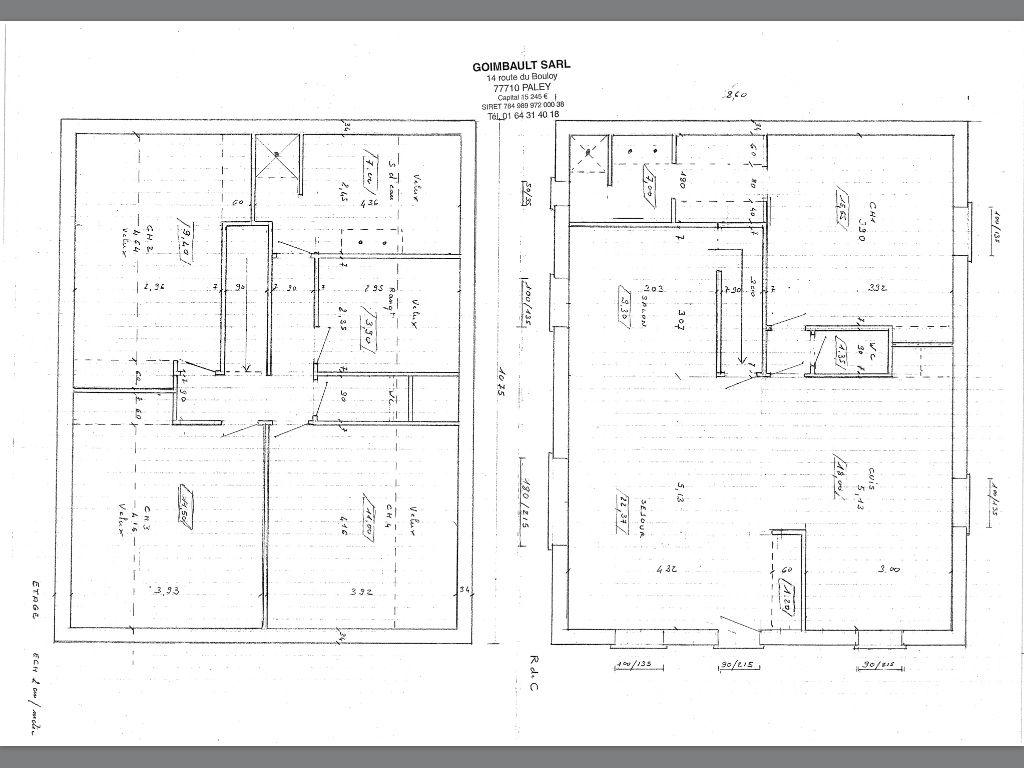 Vos avis sur nos plans maison sur sous sol combles for Concevez vos plans de maison