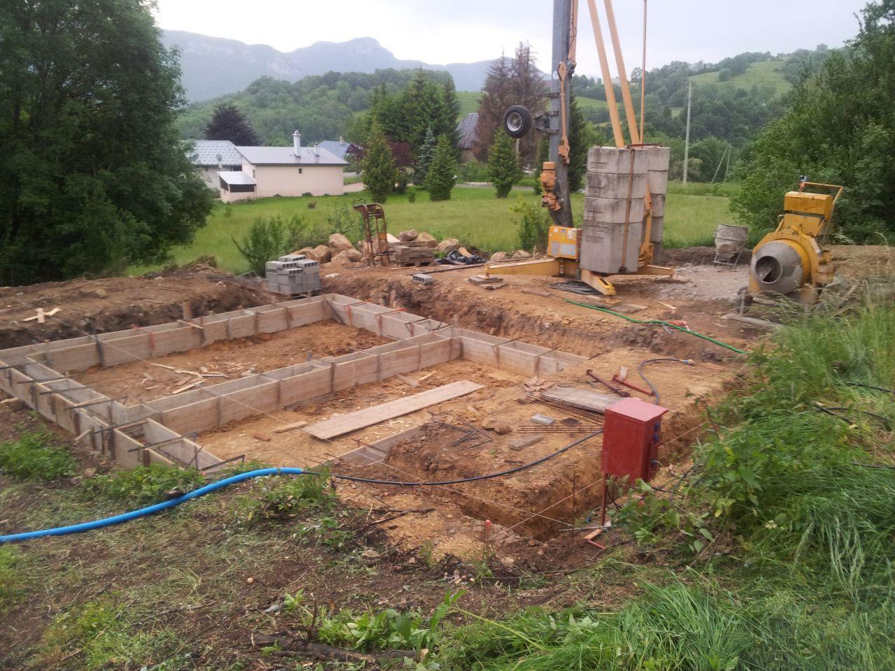 Faire construire sa maison juste le gros oeuvre maison - Faire construire sa maison forum ...