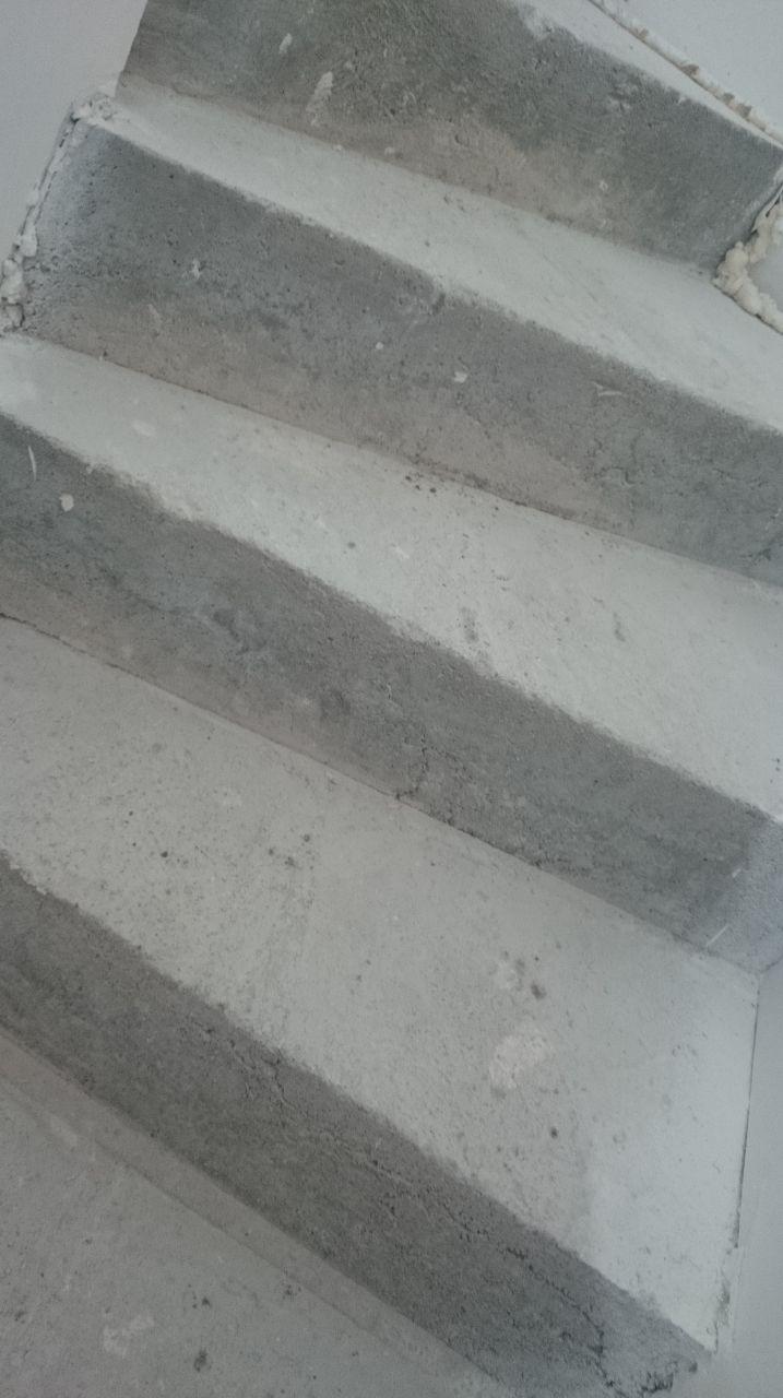 recouvrir un escalier en bois de beton cire. Black Bedroom Furniture Sets. Home Design Ideas