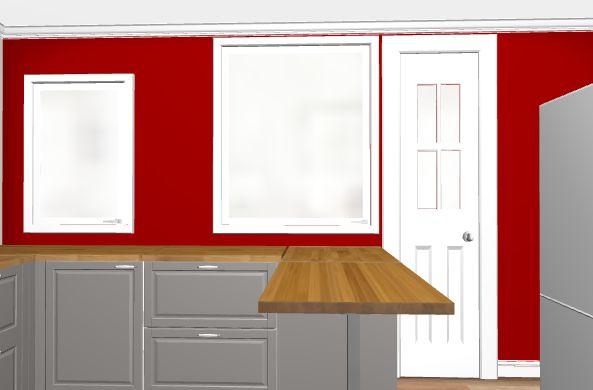 1ers plans de notre maison bient t le permis de for Papier pour permis de construire