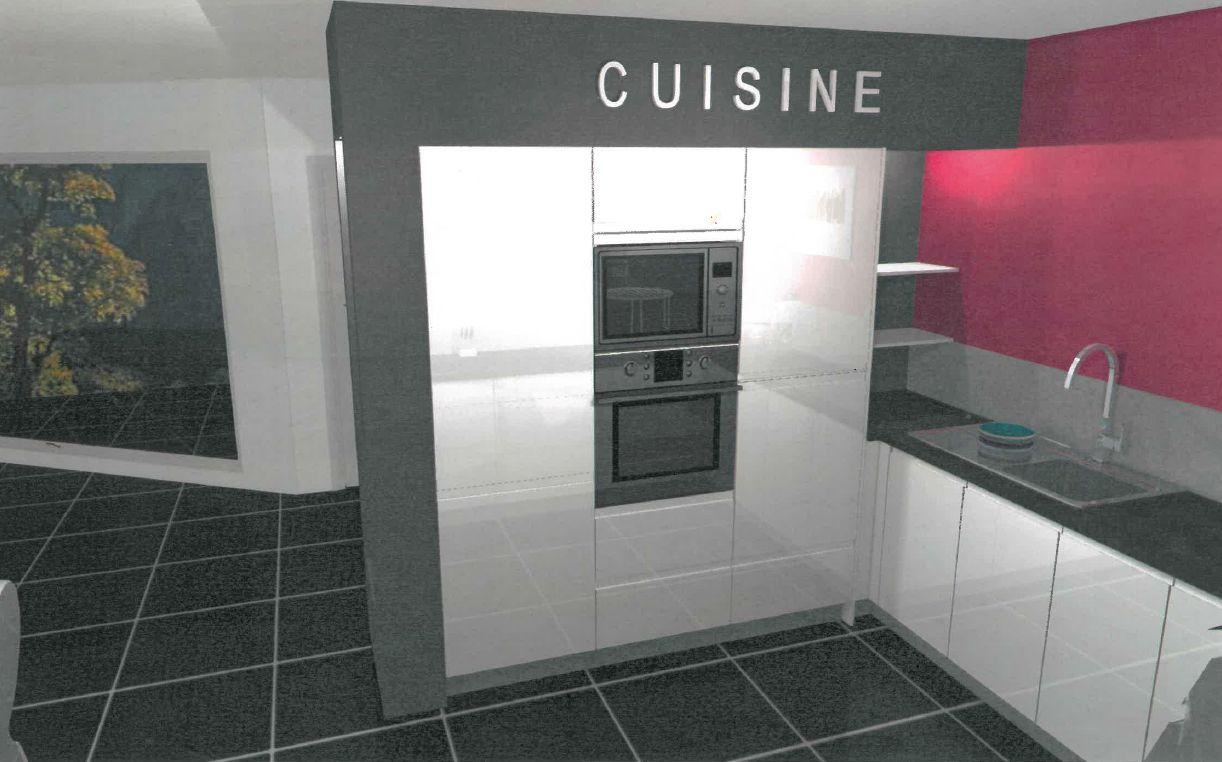 Plain pied passif avec patio finistere mode blog for Cuisine 3d forum