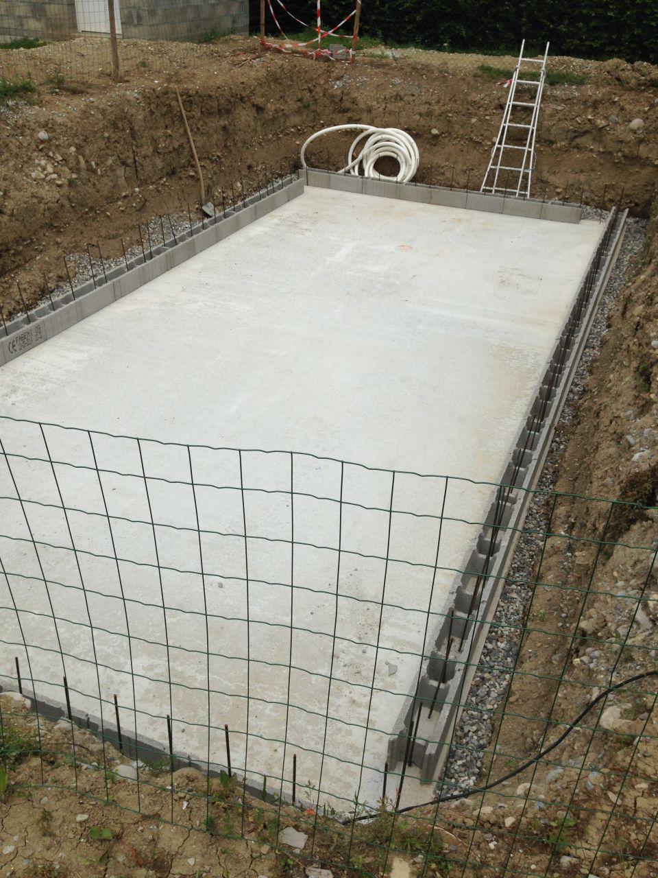 Une nouvelle etape piscine savoie for Construction piscine savoie