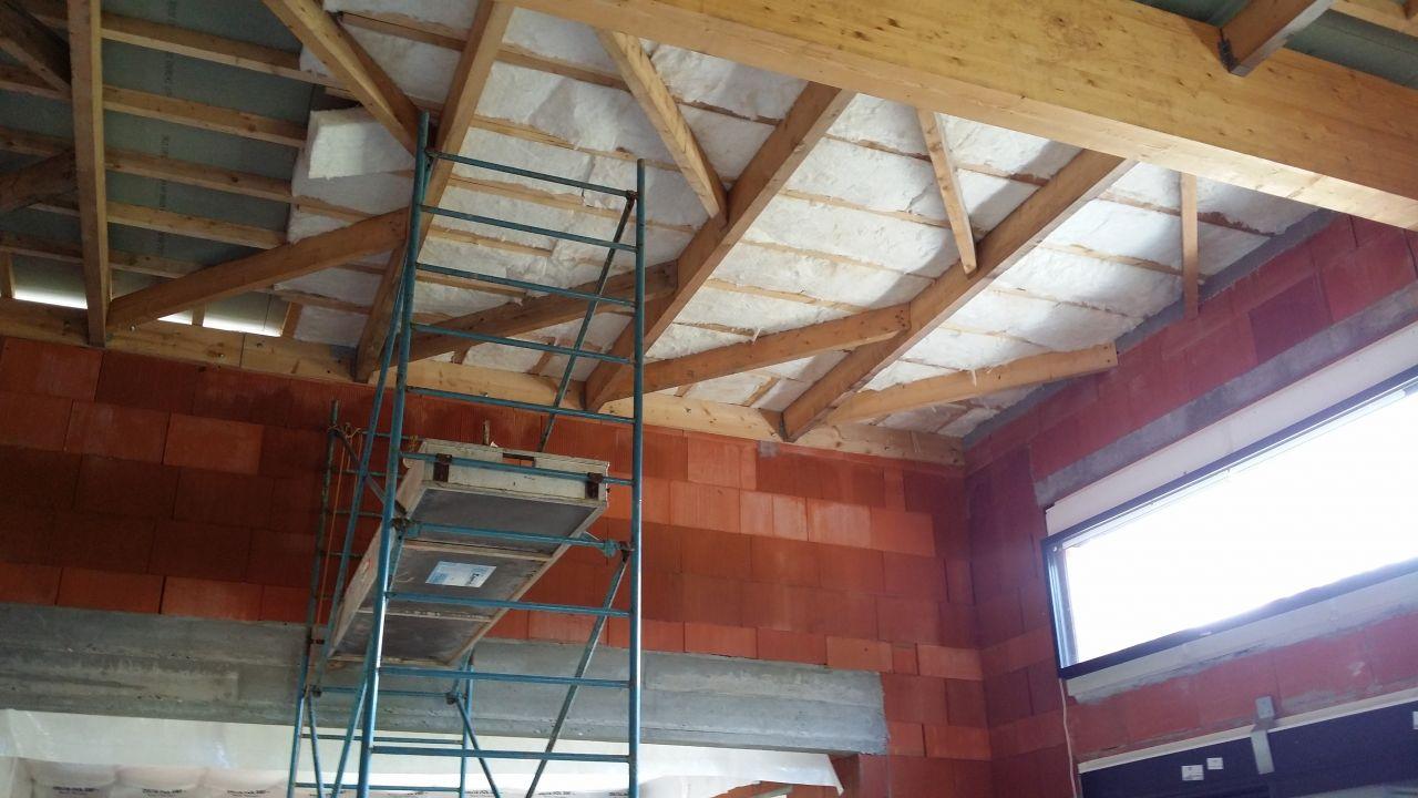 Isolation plafond partie cuisine isolation plafond for Fenetre 50x75