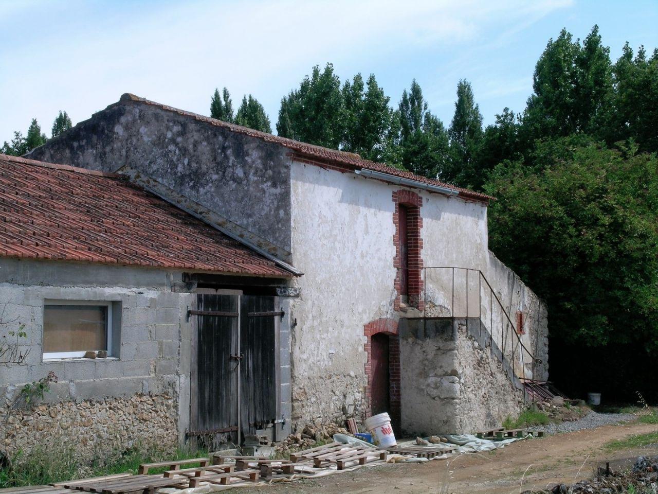 Maison ancienne.
