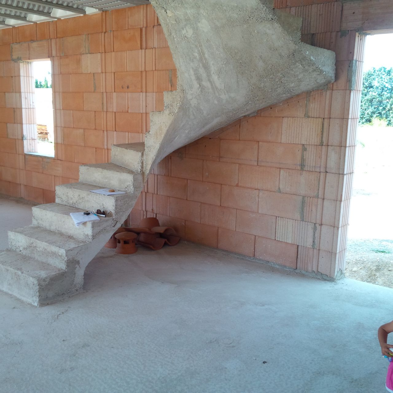 vue de l'escalier 1