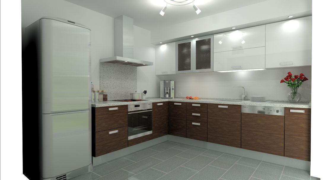 cuisine 9m2 4 messages. Black Bedroom Furniture Sets. Home Design Ideas