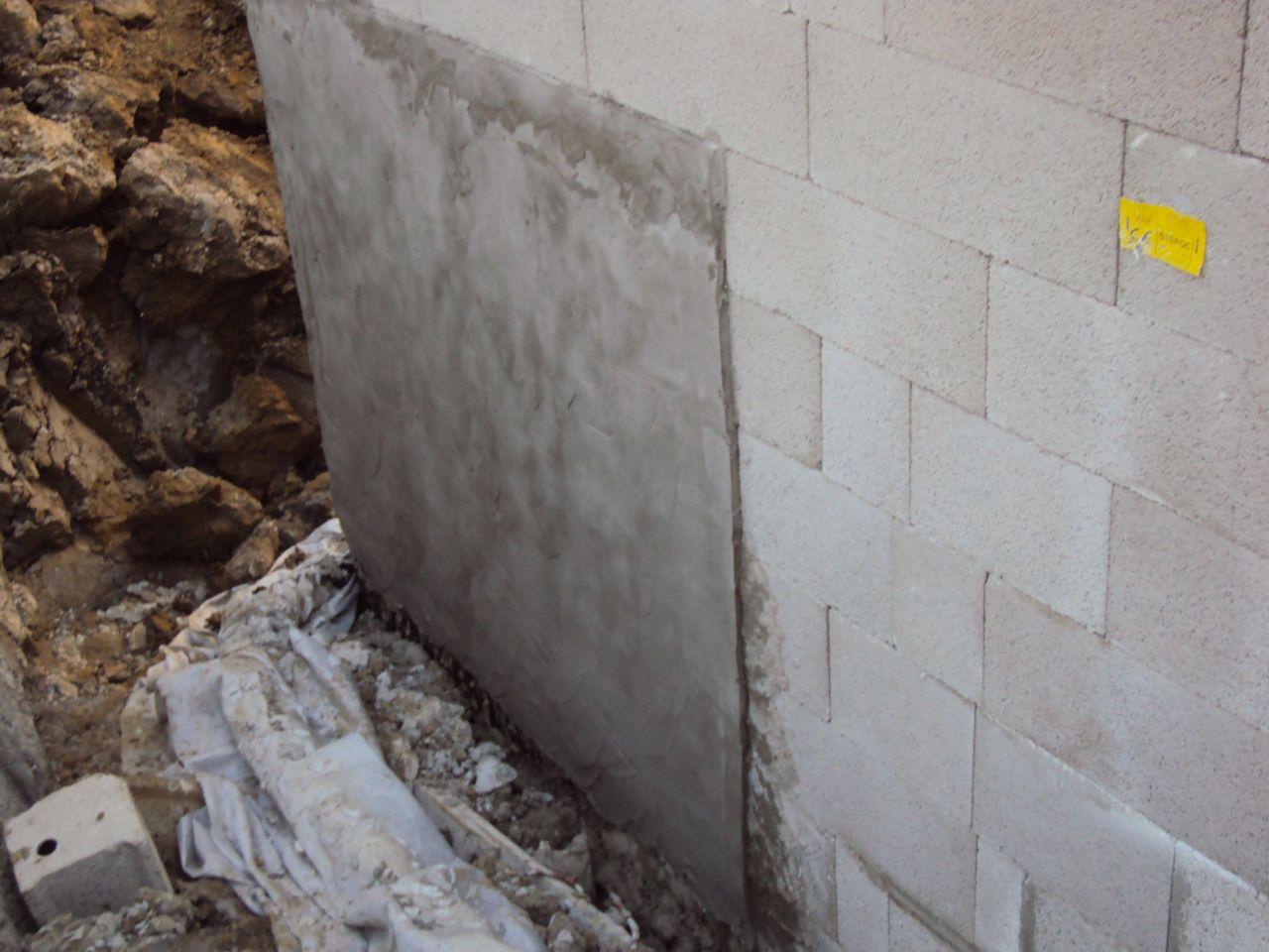 Mur sous sol habitable plasticem delta ms pour avis - Etancheite mur interieur sous sol ...