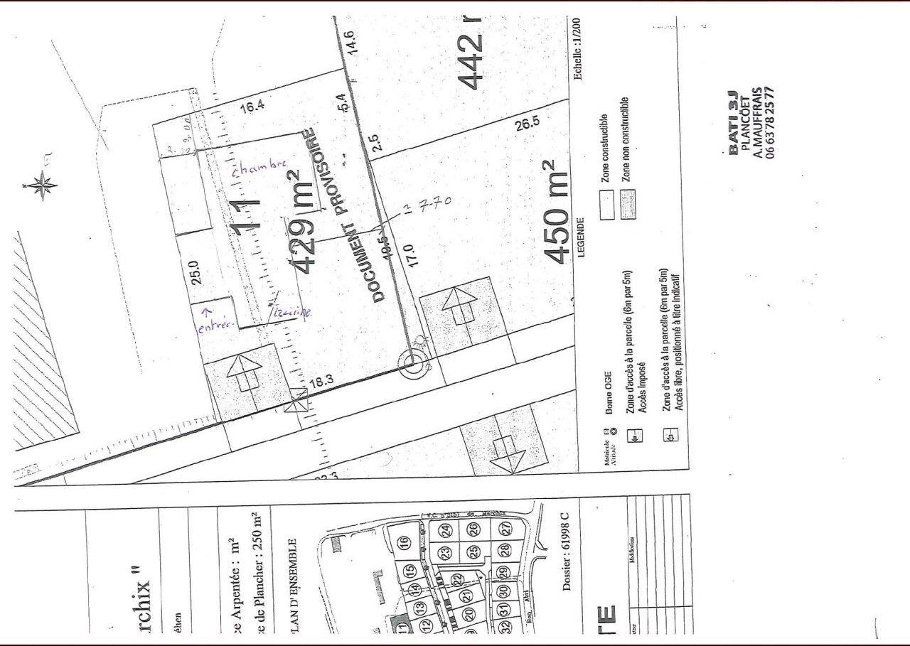Vos avis sur les plans de ma maison plain pied 110m2 15 for Trouver le plan pour ma maison
