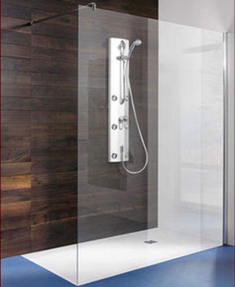 Photo parois des douches l italienne travaux de finitions alpes de ha - Travaux douche italienne ...