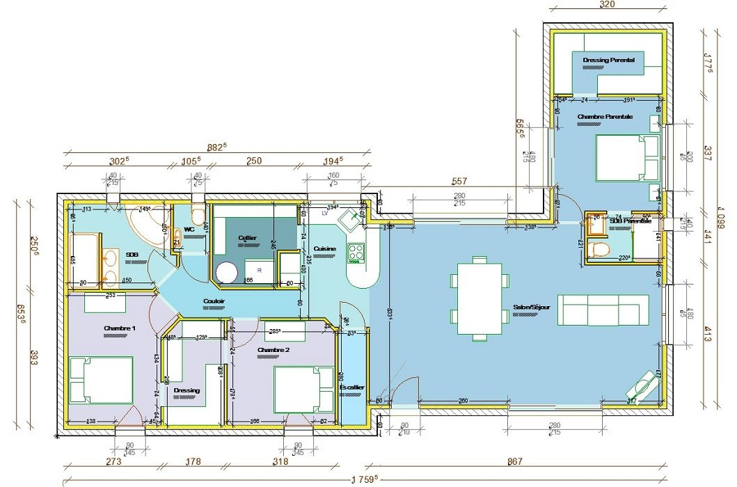 Logiciel plans maison photos de conception de maison - Logiciel conception plan maison ...