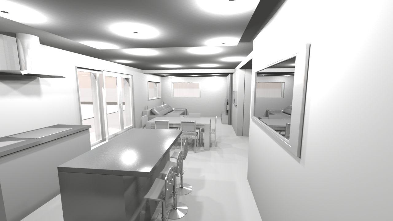 cuisine salon séjour 2