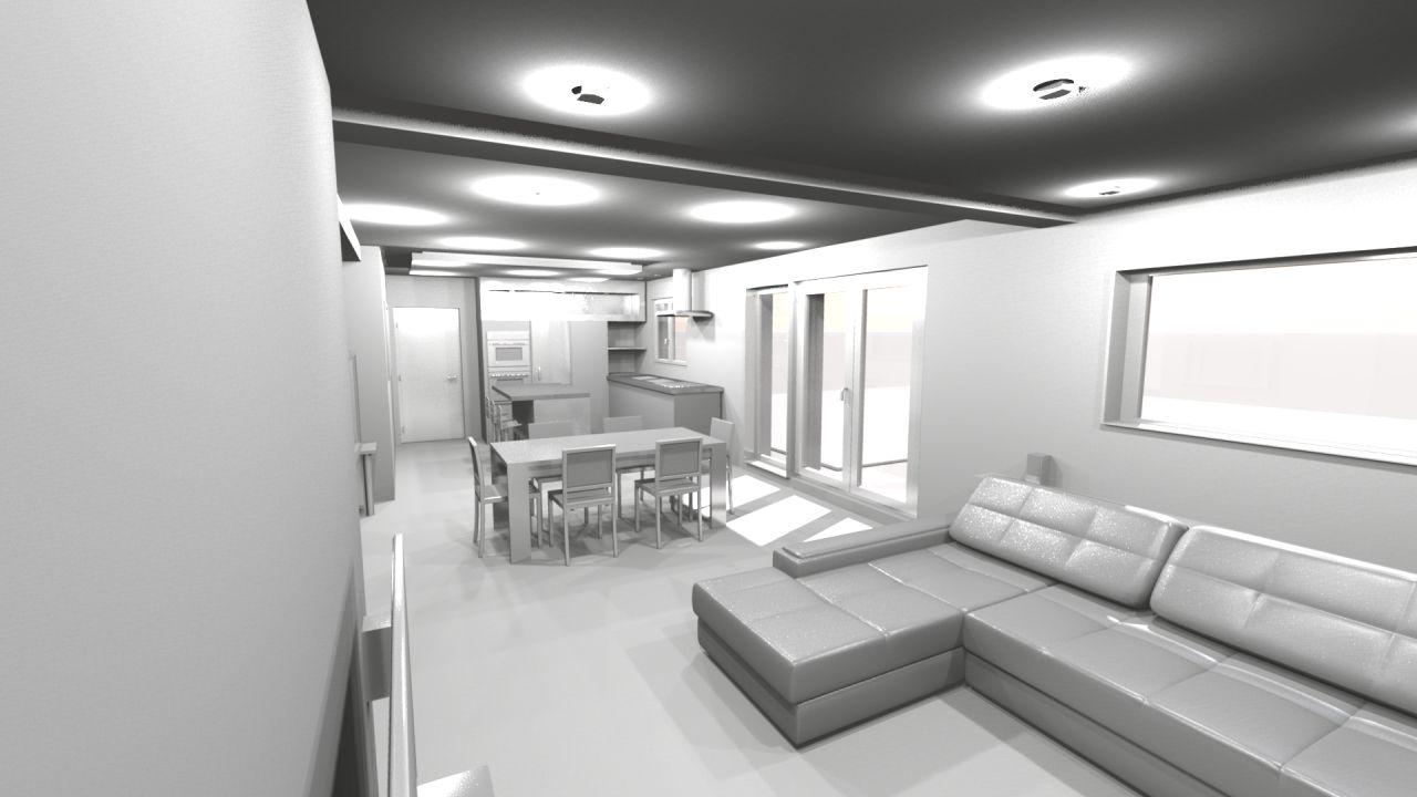 salon séjour cuisine 2
