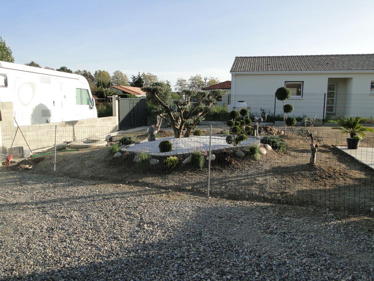 Arrosage - Leguevin (Haute Garonne - 31) - octobre 2014