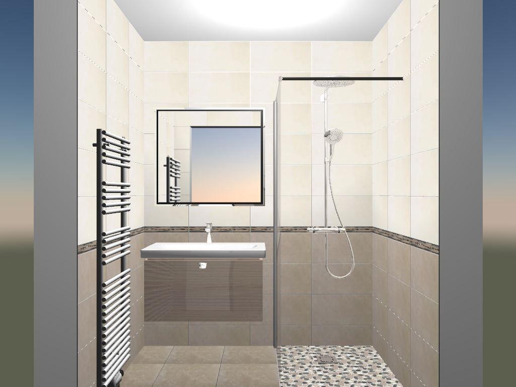 Modele faience salle de bain leroy merlin maison design for Modele faience