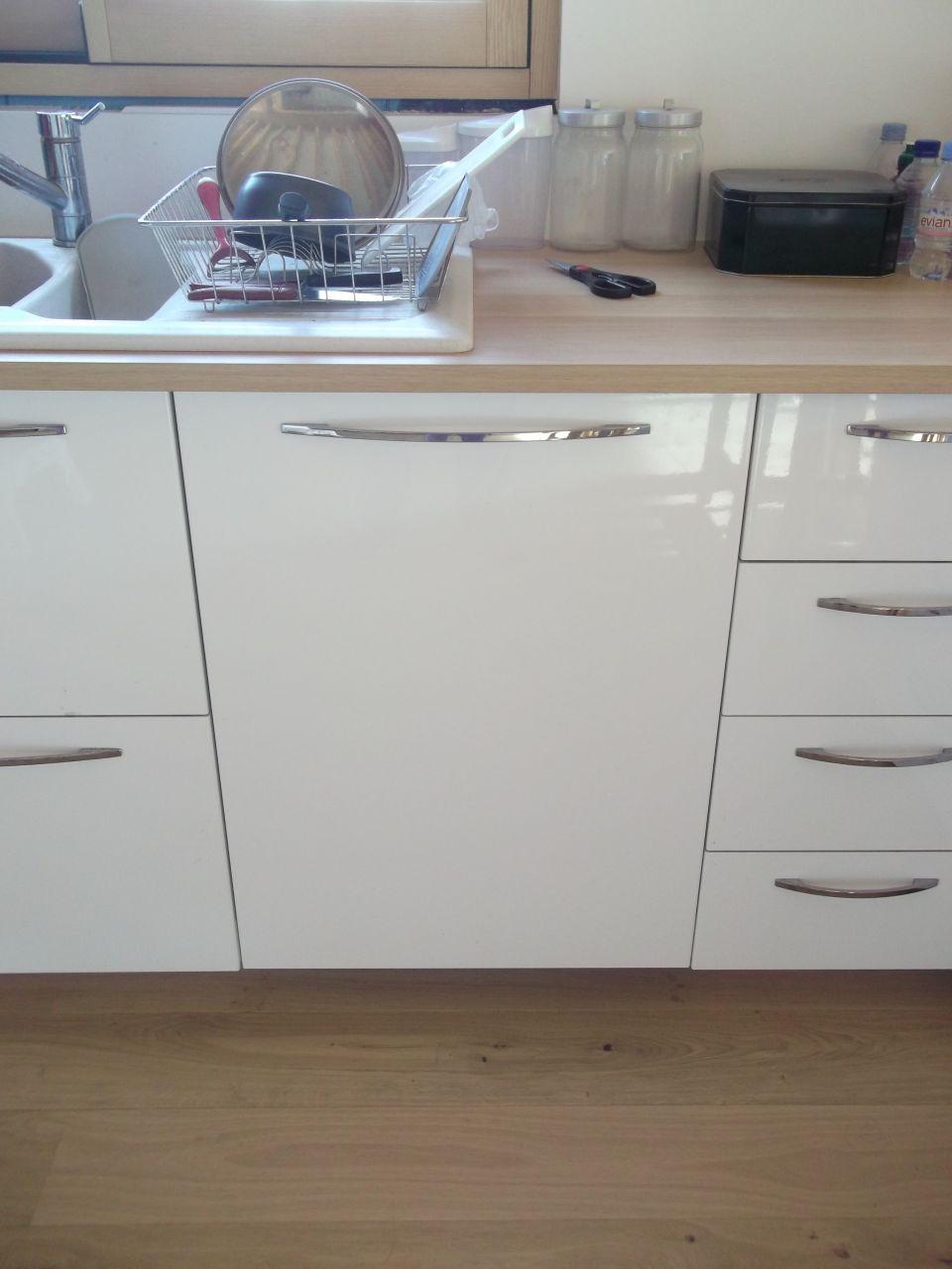 Lave vaisselle totalement intégrable dans cuisine Ikea Metod - 13