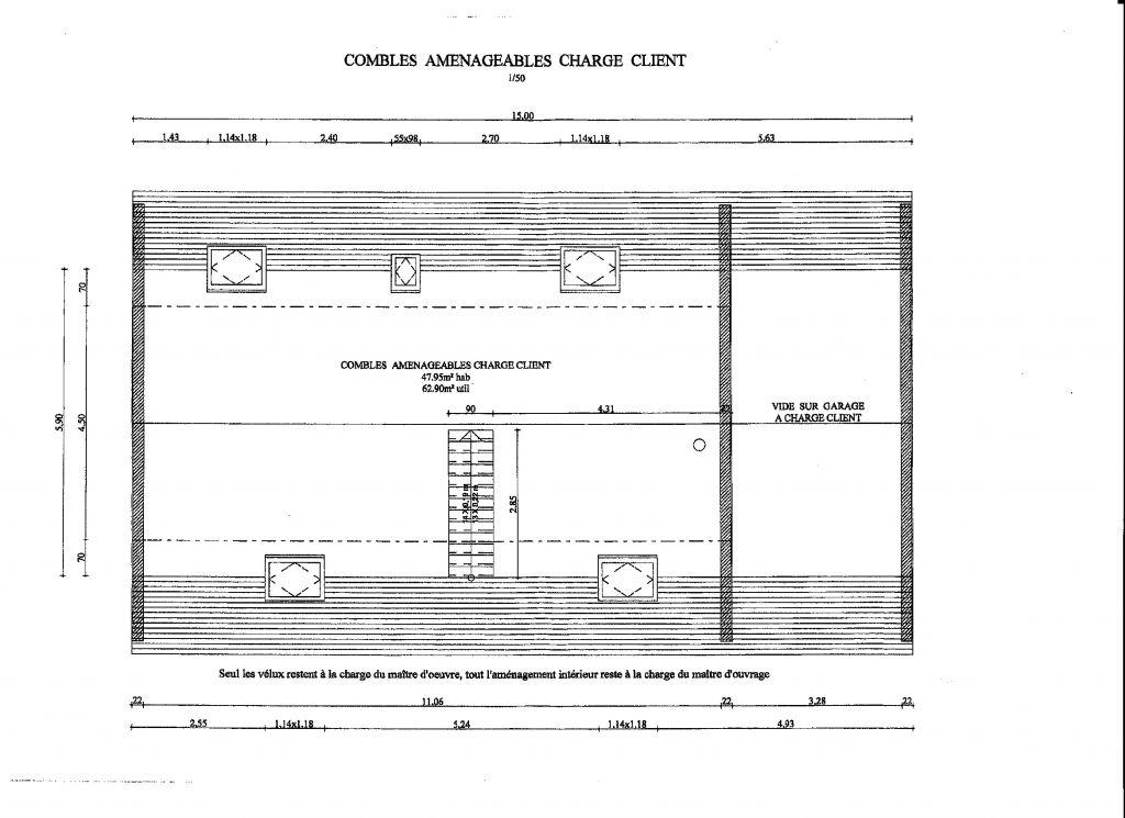 La cuisine premier jet plan du permis de construire et aspect g n rale de - Forum permis de construire ...