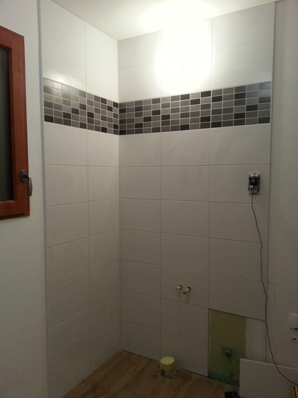 Joint carrelage salle de bain for Joints carrelage salle de bain