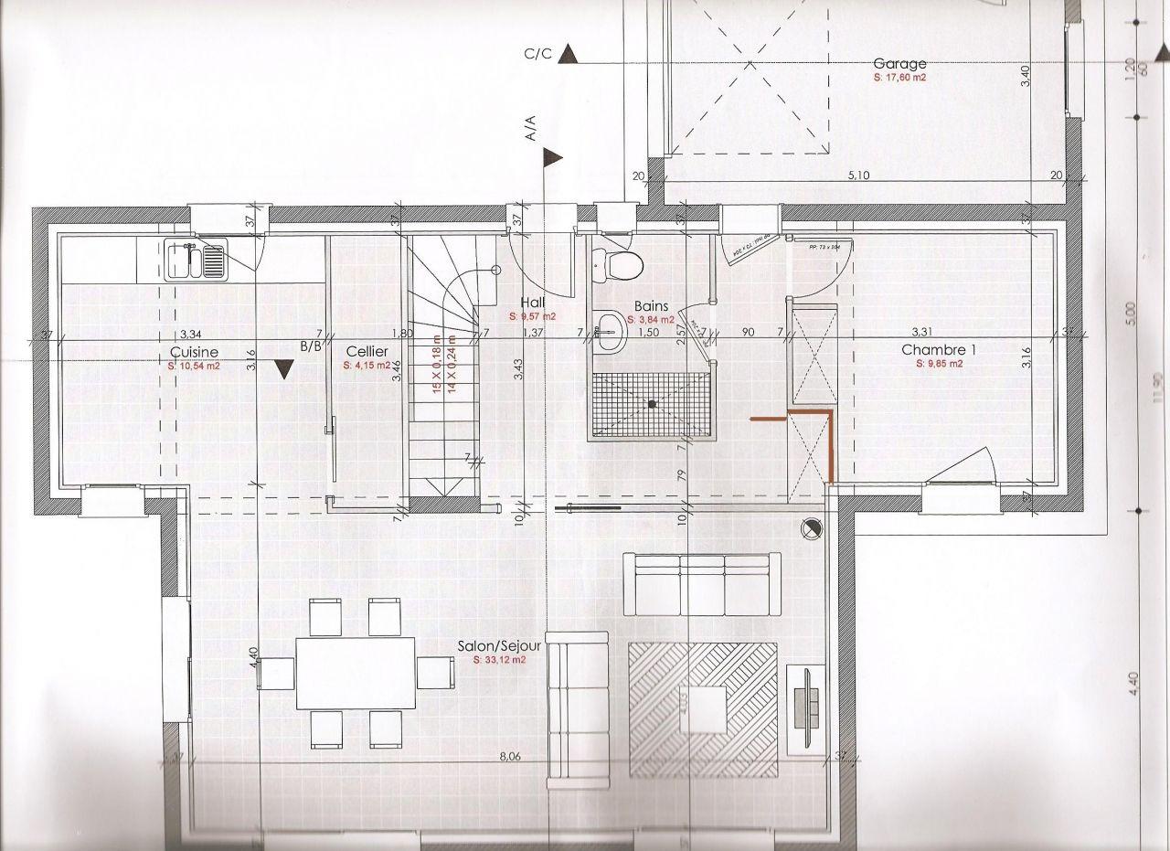 un avis pour chauffer couloir cage d 39 escalier 17 messages. Black Bedroom Furniture Sets. Home Design Ideas