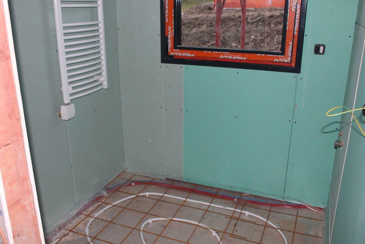 PC salle de bains du sous sol