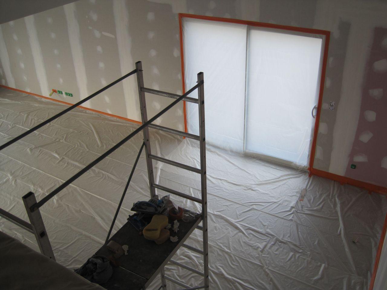 protection avant peinture