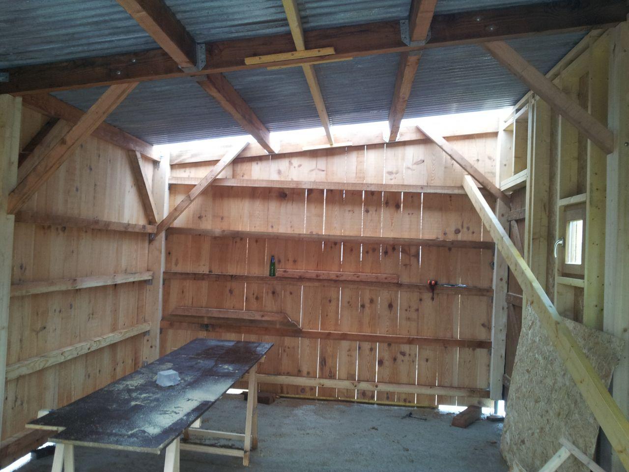 auto construction abri de jardin en bois pour 1500 15 messages. Black Bedroom Furniture Sets. Home Design Ideas