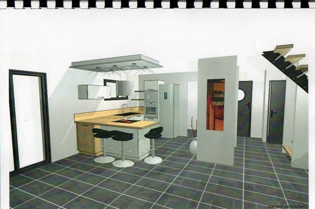 les projets implantation de vos cuisines 8902 messages page 470. Black Bedroom Furniture Sets. Home Design Ideas