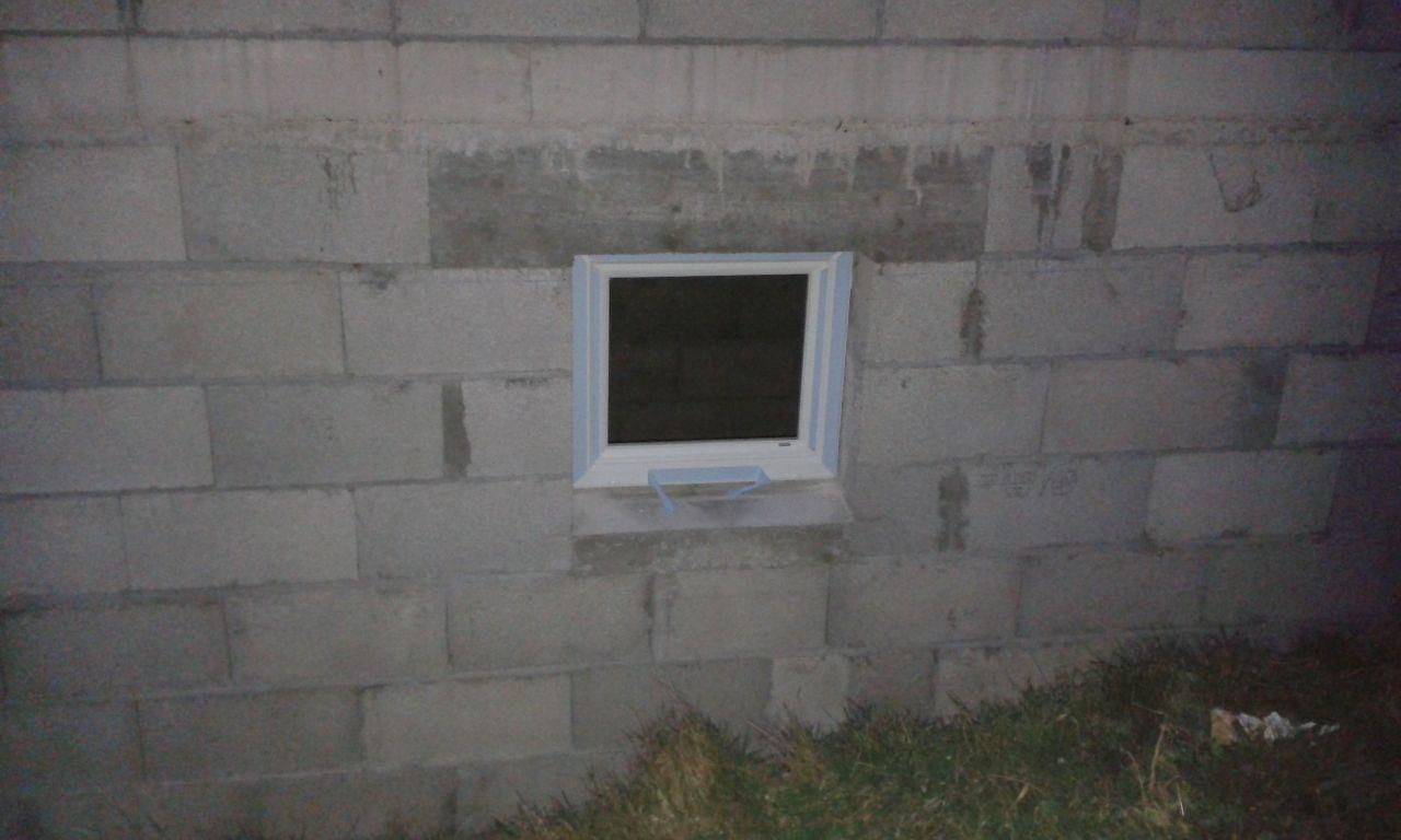 fenêtre buanderie