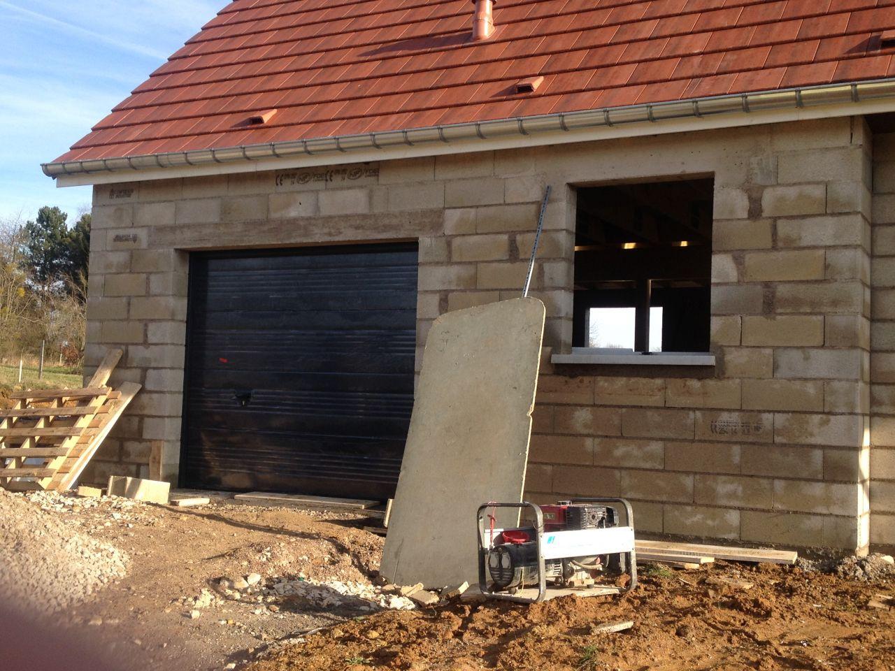photo porte de garage sectionnelle moval territoire de ForPorte De Garage Territoire De Belfort
