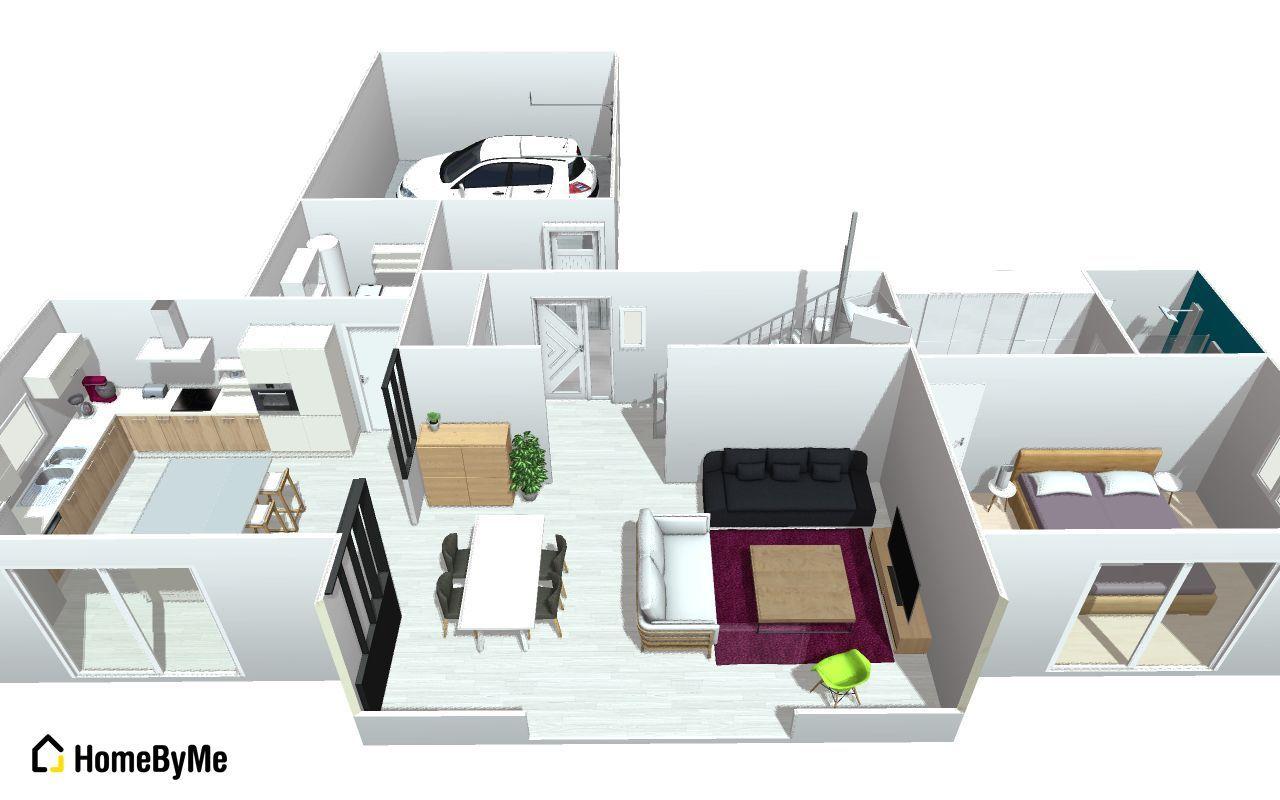 Maison De 130M2 avis plan maison 130m2 >>>>vues 3d - 5 messages