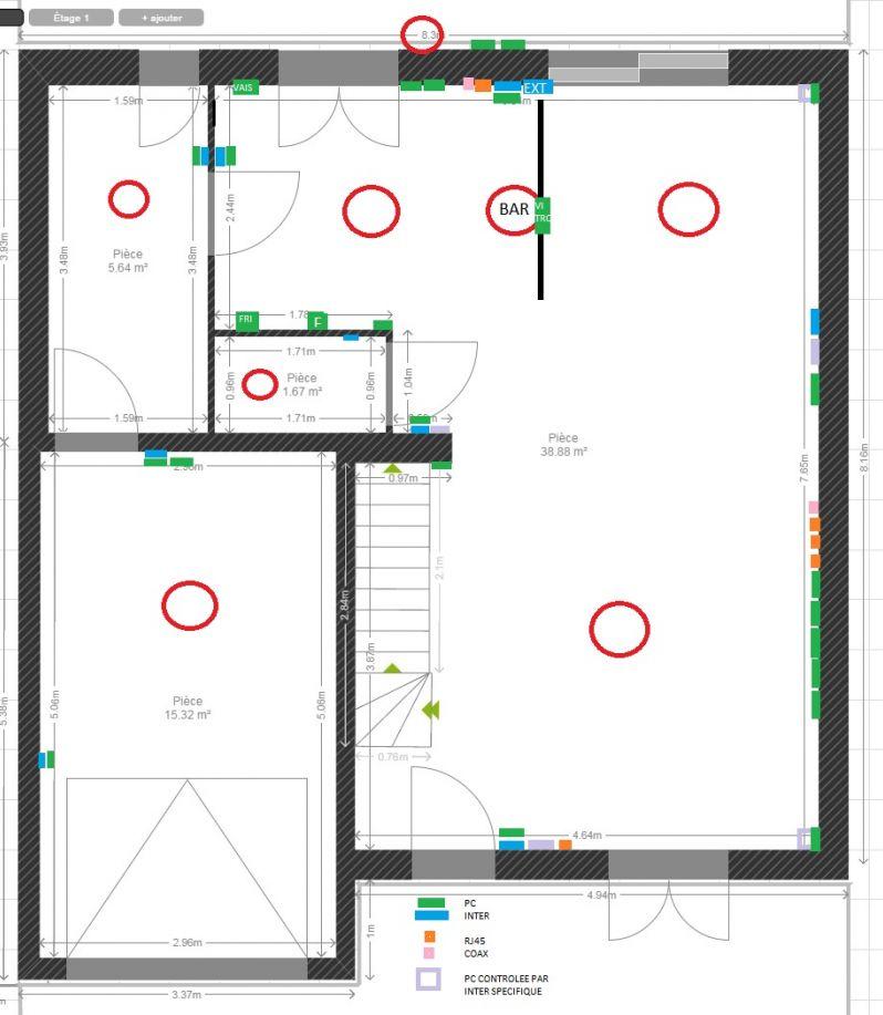 installer sa tv au mur conseils astuces et photos page 230 29883755 sur le forum. Black Bedroom Furniture Sets. Home Design Ideas