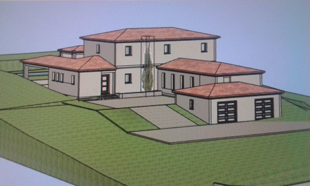 Construction maison contemporaine 06 avis sur plan int rie 43 messages - Construction maison forum ...