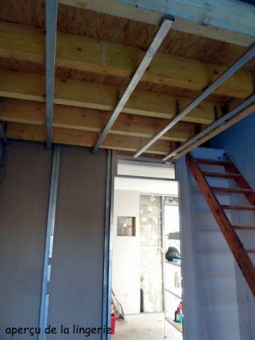 atelier cloison et plafond