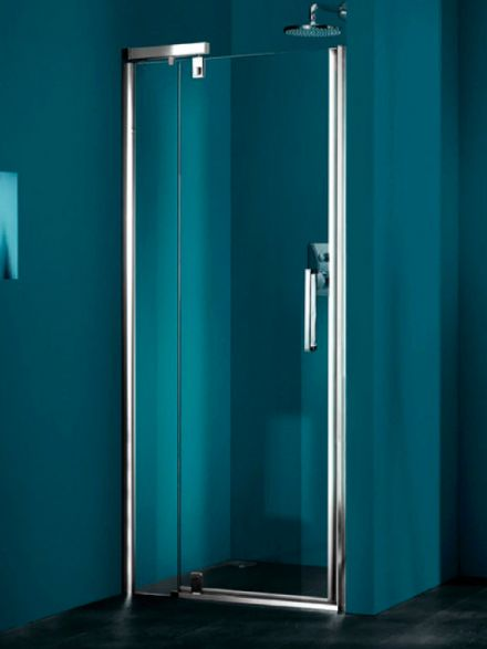 porte de douche HÜPPE en verre SECURIT gamme REFRESH PURE