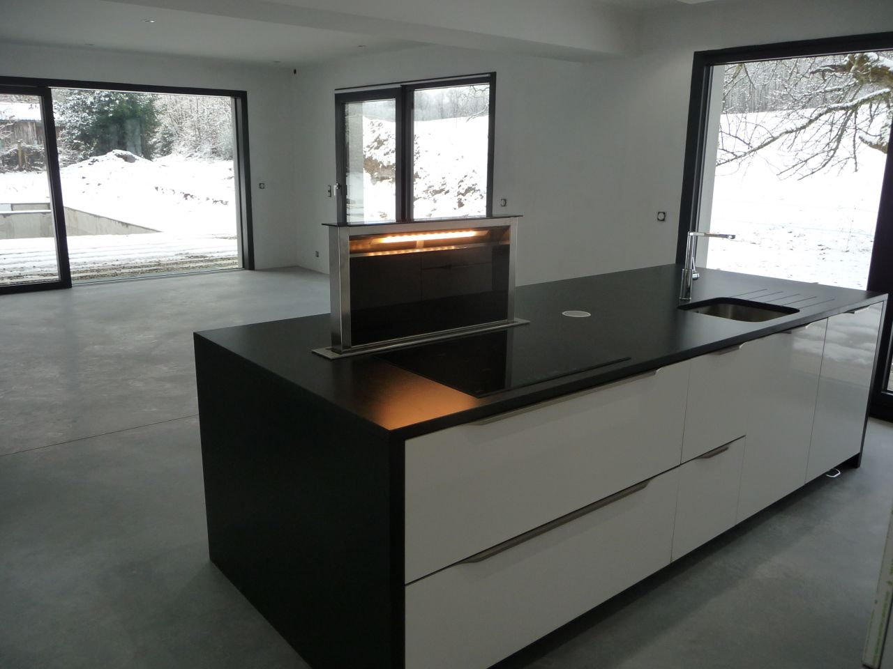 travaux du week end histoire de vue la cuisine la motte servolex savoie. Black Bedroom Furniture Sets. Home Design Ideas
