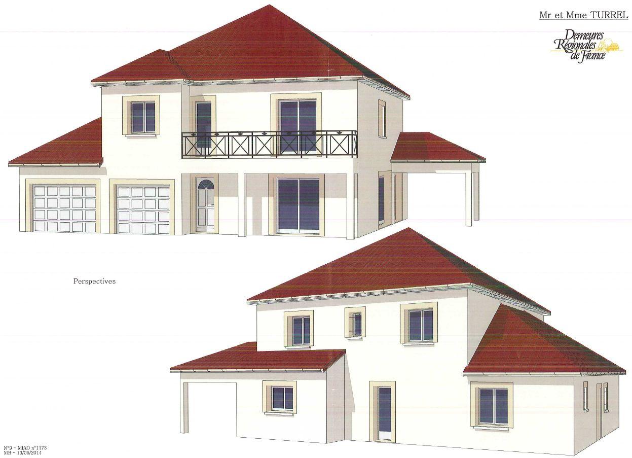 pavillon familiale 216m rt2012 la chapelle saint ursin la chapelle st ursin cher. Black Bedroom Furniture Sets. Home Design Ideas